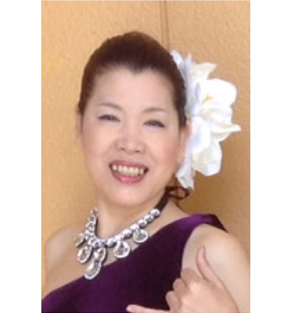 漆﨑 京子の写真